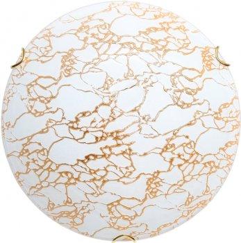 Світильник настінно-стельовий Декора Модерн 24190 золото (DE-44224)
