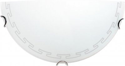 Світильник настінно-стельовий Декора Греція 24071 білий (DE-44217)