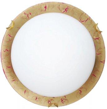 Світильник настінно-стельовий Декора Мрія 24150 золото (DE-45179)