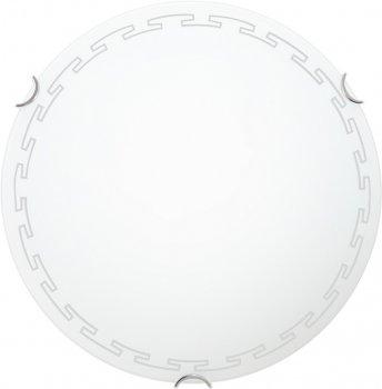 Світильник настінно-стельовий Декора Греція 25070 білий (DE-45243)