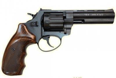 Револьвер під патрон Флобера Stalker 4,5 wood ST45W