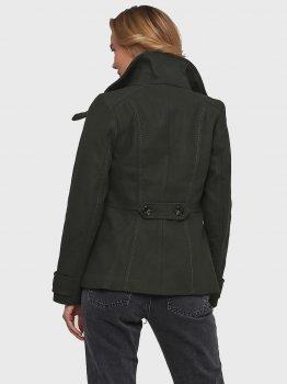Пальто H&M a31_390162006 Зеленое