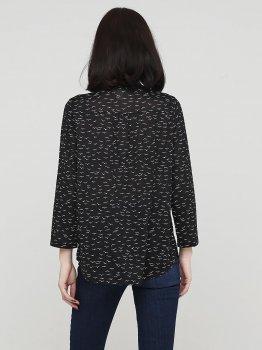 Блузка H&M 308061s46 Чорна