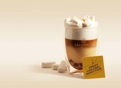 Бельгийский шоколад Callebaut Caramel Callets в виде каллет со вкусом карамели 2.5 кг (5410522514438)