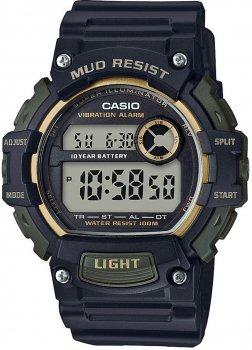 Чоловічий годинник CASIO TRT-110H-1A2VEF