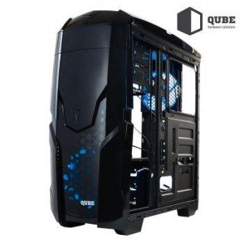 Корпус QUBE case QB40X_WBNU3