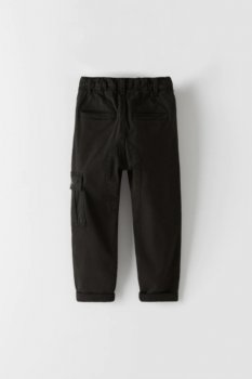 Штани для хлопчика 6019 ZARA Чорний