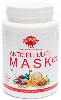 Антицеллюлитная грязевая маска для тела Naturalissimo Hot для коррекции фигуры с перцем чили 700 г (2000000015910)