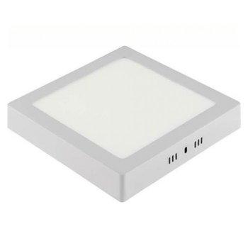 Светильник накладной Horoz Electric ARINA-28 28W 4200К квадратный