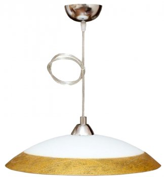Люстра Декора Мираж 26140 золото (DE-45517)