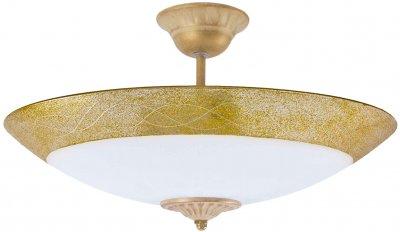 Люстра Декора Мираж 30140 золото (DE-46682)