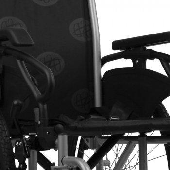 Инвалидная коляска «MILLENIUM IV» (хром) OSD-STC4-**