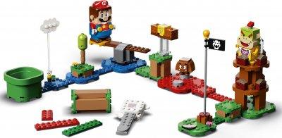 Конструктор LEGO Super Mario Приключения вместе с Марио 231 деталь (71360)