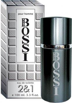 Туалетная вода для мужчин Aroma Perfume Lucca Bossi 2&1 100 мл (5060059689217/4820186820591)