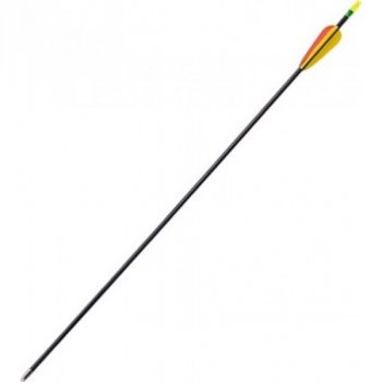 Стрела для лука Man Kung MK-FA30 ,фиберглас ц:черный