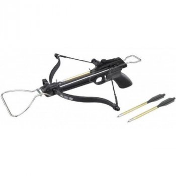 Арбалет Man Kung MK-80A1, Рекурсивный, пистолетного типа, пластик. рукоять
