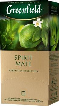 Чай пакетированный Greenfield Spirit Mate 25 x 1.5 г (4823096805856)