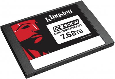"SSD Kingston DC500R 7.68TB 2.5"" SATAIII 3D TLC (SEDC500R/7680G)"