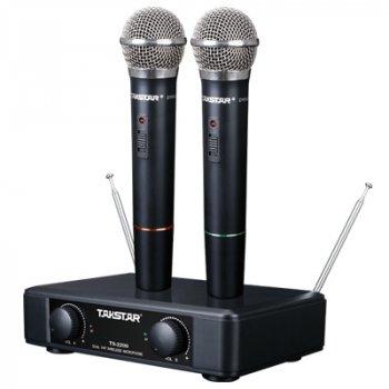 Бездротова мікрофонна система Takstar TS-2200