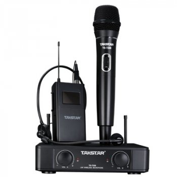 Бездротова мікрофонна система Takstar TS-7220HP