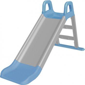 Горка Active Baby детская Серо-голубая 140 см (01-0140/1101) (2000490540190)