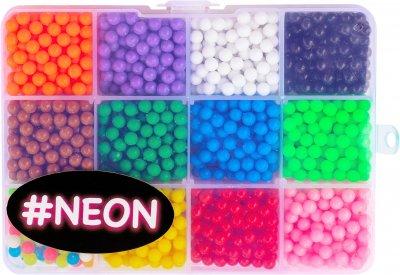Аквамозаика XoKo Жемчужина 1600 Neon (XK-PRL-16GD) (9869201537903)