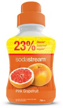 Сироп Sodastream Pink Grapefruit 750 мл (4024407202)