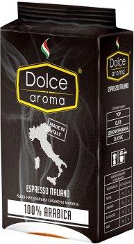 Кофе молотый Dolce Aroma 100% Arabica 250 г (8019650003561)