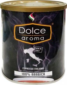 Кава мелена Dolce Aroma 100% Arabica 250 г (8019650003554)