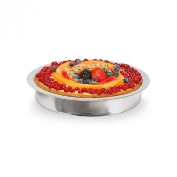 """Форма """"fornomania"""" для торта нерж. диам.25см Frabosk нержавеющая сталь металический Италия (382.12)"""