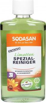 Органический очиститель-концентрат Sodasan Lime для удаления сложных загрязнений 0.25 л (4019886014021)