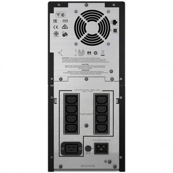 Пристрій безперебійного живлення APC Smart-UPS C 3000VA LCD 230V (SMC3000I)