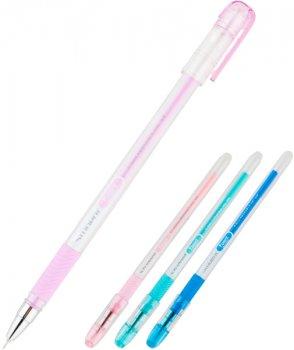 Набор гелевых ручек пиши-стирай Axent Student Синий 0.5 мм Разноцветный корпус 12 шт (AG1071-02-A)