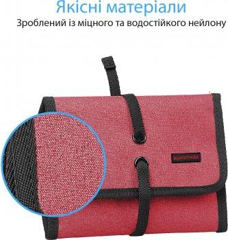 Чохол-органайзер для УМБ Promate TravelPack-S Red (travelpack-s.red)