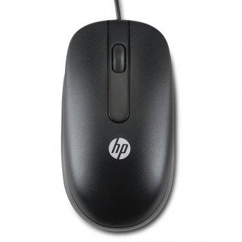 Мишка HP Optical Scroll USB (QY777AA)