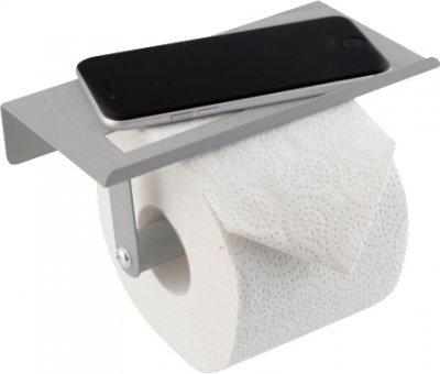 Держатель для туалетной бумаги и мобильного телефонаAXENTIA 129622