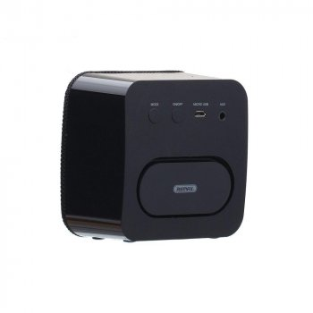 Портативна Bluetooth колонка Remax RB-M18 Black