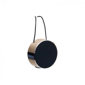 Портативна Bluetooth колонка OneDer V12 Golden