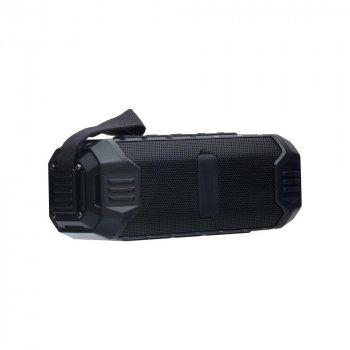 Портативна Bluetooth колонка New Rixing NR-1000 Black