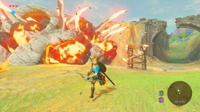 The Legend of Zelda: Breath of the Wild (Switch) Русская версия