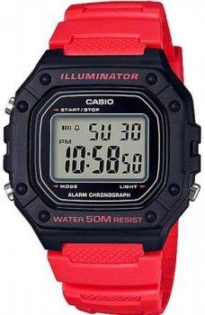 Чоловічий годинник Casio W-218H-4BVEF