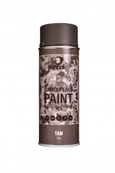 Фарба маскувальна аерозольна RecOil (Тан)