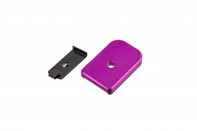 Основа (п'ятка) магазину CZ Shadow 2 Purple
