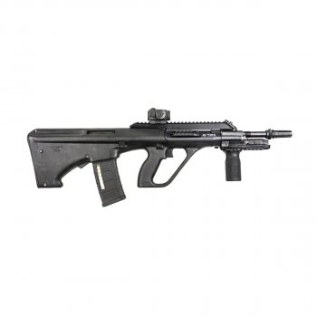 Магазин Magpul чорний PMAG® 30 AUS GEN M3 Window - Steyr® AUG 5.56x45mm