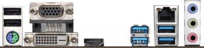 Мат. плата MB AsRock B365M-HDV (iB365/s1151/2xDDR4 2666MHz/1xPCIe x16/2xPCIe x1/6xSATA3/1x M. 2 Socket/Glan/4xUSB3.1/2xUSB2.0/D-Sub, DVI, HDMI/Audio 7.1 ch/mATX)