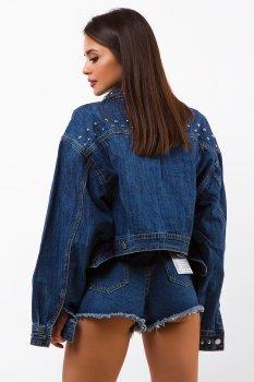 Куртка джинсовая Remix 10303 Синяя