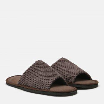 Комнатные тапочки FX shoes Дорис 18044 Коричневые