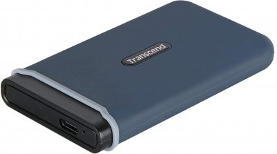 Transcend ESD370C 250GB USB 3.1 Type-C 3D NAND TLC (TS250GESD370C) External