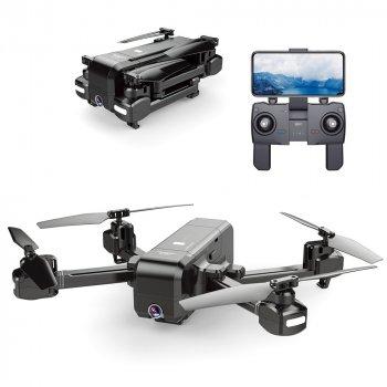 Квадрокоптер SJRC Z5 GPS 5G камера Full HD 1080p дальность 600m Черный (0-0023)