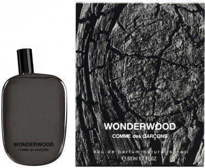 Парфюмированная вода унисекс Comme Des Garcons Wonderwood 50 мл (8411061707814)